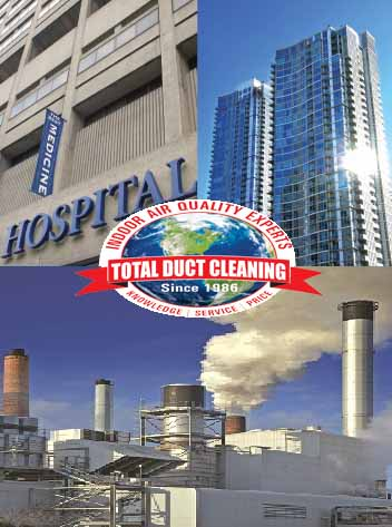 duct cleaning , Commercial duct cleaning , Industrial duct cleaning companies, Institutional duct cleaning, condominium services