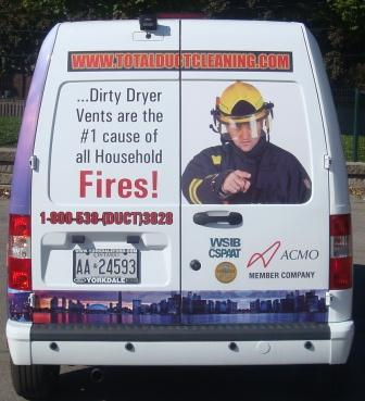 dryer fire prevention