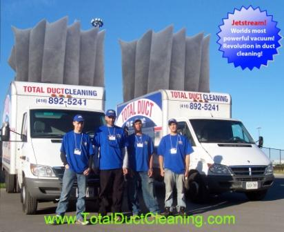 Duct Technician - Clean Ducts